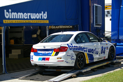 ST BimmerWorld Racing BMW 328i