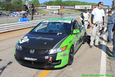 ST-Raceworks Honda Civic Si