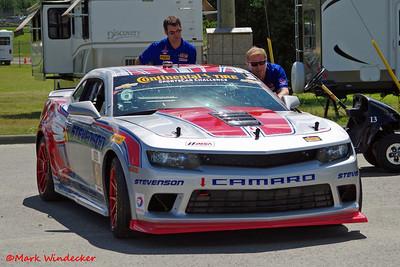 GS Stevenson Motorsports Camaro Z/28.R