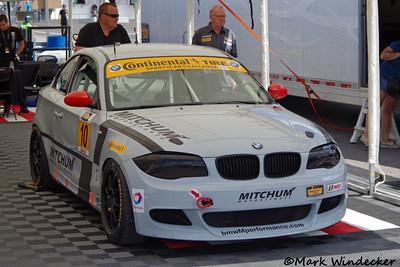 ST Mitchum Motorsports BMW 128i