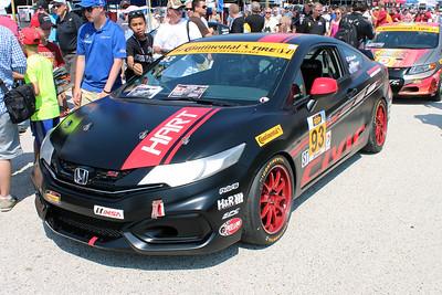 ST HART Honda Civic