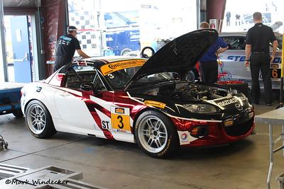 ST-CJ Wilson Racing Mazda MX-5