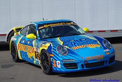 GS-Rum Bum Racing Porsche 997