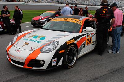 ST Autometrics Racing Porsche Cayman