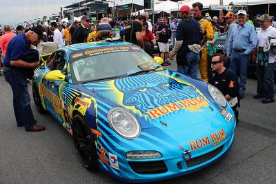 GS Rum Bum Racing Porsche 911