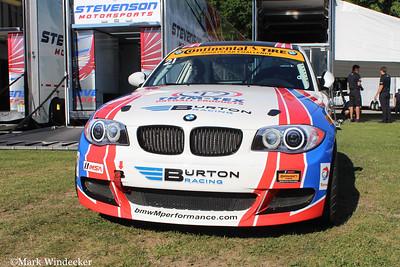 ST-Burton Racing BMW 128i
