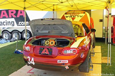 ST-Alara Racing Mazda MX-5