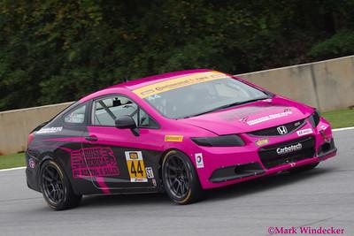 33rd 21-ST Sarah Cattaneo/Owen Trinkler Honda Civic Si