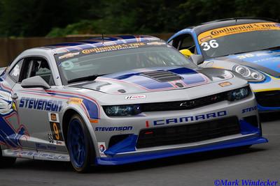 8th GS Lawson Aschenbach/Matt Bell Chevrolet Camaro Z/28.R