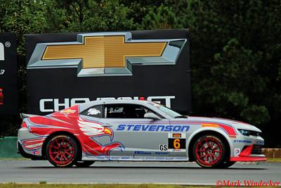 2nd GS Andrew Davis/Robin Liddell Chevrolet Camaro Z/28.R