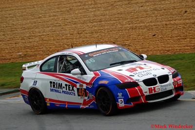 1st GS Trent Hindman/Ashley Freiberg BMW M3