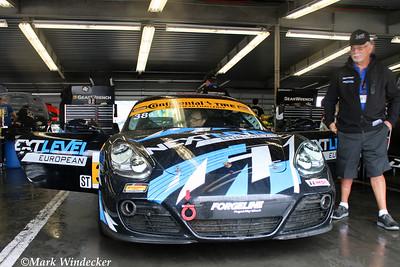 ST-Next Level European/Porsche Cayman