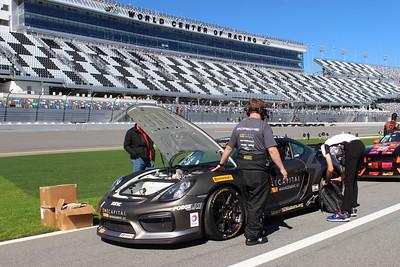 GS-CJ Wilson Racing/Porsche Cayman GT4