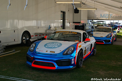 GS Team TGM Porsche Cayman GT4