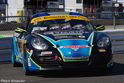 ST-Bodymotion Racing Porsche Cayman