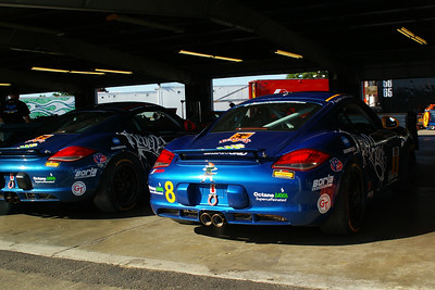 ST-Rebel Rock Racing Porsche Cayman