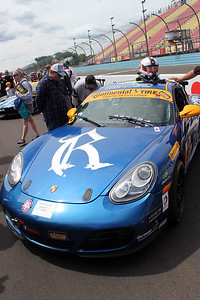 ST- Rebel Rock Racing Porsche Cayman