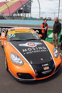 ST- Murillo Racing Porsche Cayman
