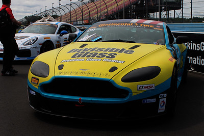 GS-Automatic Racing Aston Martin Vantage GT3