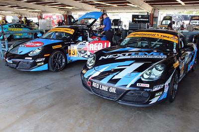 ST- Next Level European Porsche Cayman