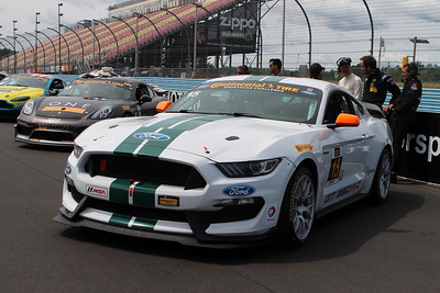 GS-Multimatic Motorsports Ford Shelby GT350R-C