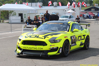 GS    VOLT Racing Ford Mustang