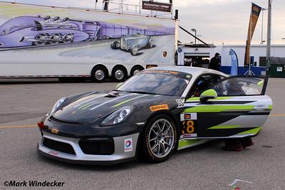 GS-BGB Motorsports Porsche Cayman GT4 MR