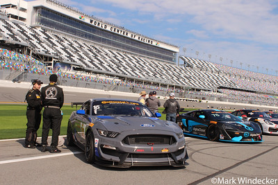 GS-Multimatic Motorsports Ford Mustang