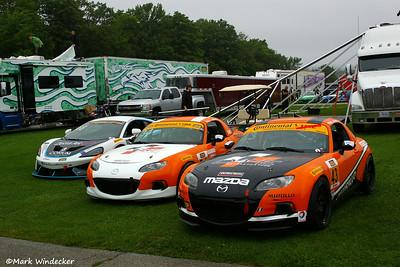 GS-Motorsports In Action McLaren GT4 ST-Murillo Racing Mazda MX-5