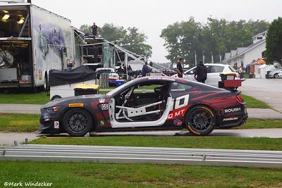GS KohR Motorsports Ford Mustang