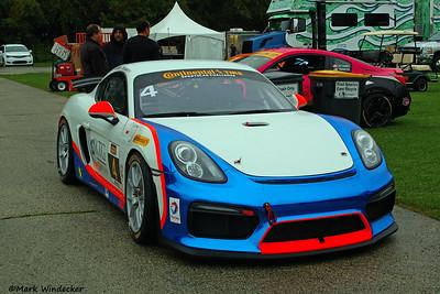 GS Team TGM Porsche Cayman GT4 MR