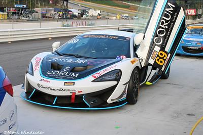 GS-Motorsports In Action McLaren GT4....
