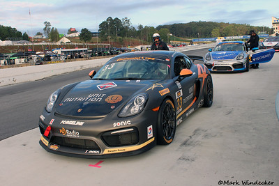 GS-CJ Wilson Racing Porsche Cayman GT4....