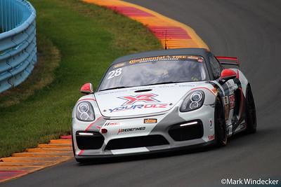 9th  GS Dillon Machavern / Dylan Murcott RS1 Porsche Cayman GT4 MR