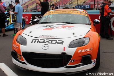 ST Murillo Racing Mazda MX-5