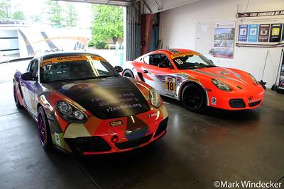ST  RS1  Porsche Cayman