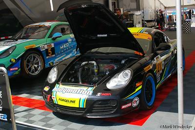 Bodymotion Racing Porsche Cayman
