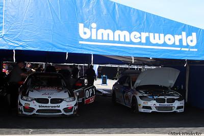 BimmerWorld Racing  GS #82-BMW M4 GT4 ST #81-BMW 328i