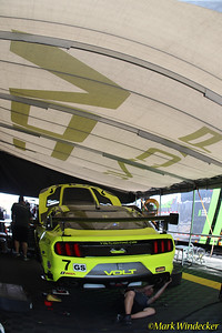 VOLT Racing Ford Mustang GT4