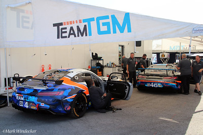 Team TGM Mercedes-AMG