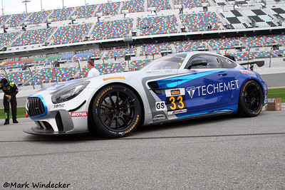 GS-Winward Racing / HTP Motorsport Mercedes-AMG