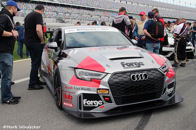 TCR-RS Werkes Racing Audi RS3 LMS TCR