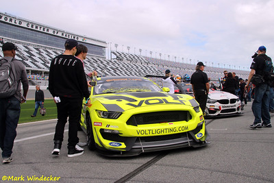 GS-VOLT Racing Ford Mustang GT4
