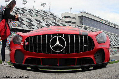 GS-Ramsey Racing Mercedes-AMG
