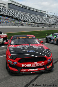 GS-Roush Performance / KohR Motorsports Ford Mustang GT4