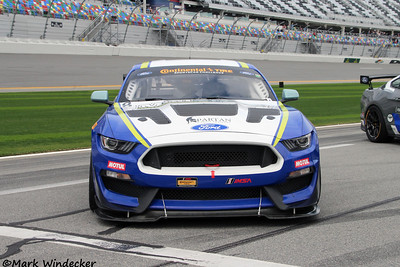 Multimatic Motorsports Ford Mustang GT4