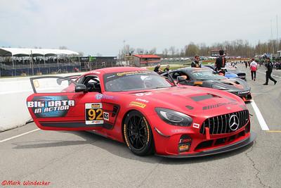 GS-  Mercedes-AMG  Ramsey Racing