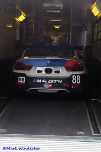 Stephen Cameron Racing BMW M4 GT4