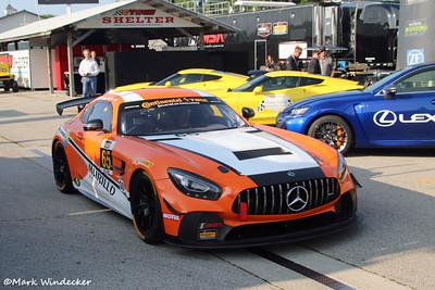 Murillo Racing  Mercedes-AMG