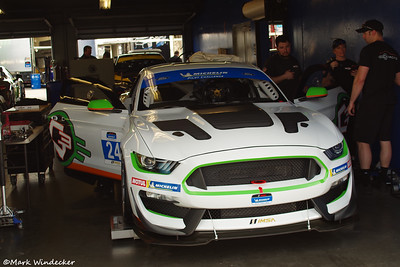 Ian Lacy Racing Ford Mustang GT4